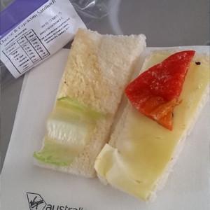 Worst airport meals