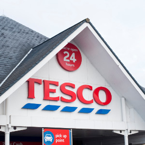 Tesco comes to town