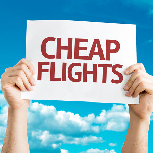 Bargain flights – the secrets