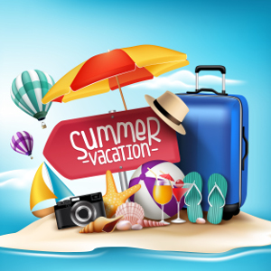 Feeling guilty about your summer holiday?