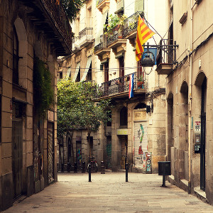 Barcelona is a happy place for expats