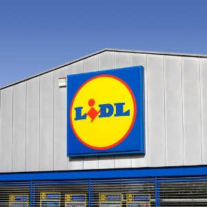 Lidl on the way up
