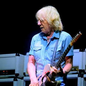 Rick Parfitt in Spain