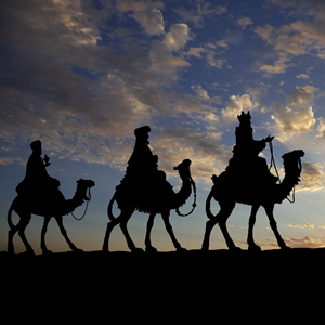 Enjoy the Three Kings
