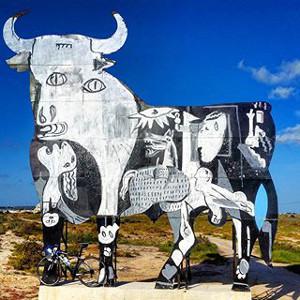 Spain's Banksy