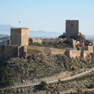 Explore Lorca castle