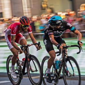 La Vuelta in Spain