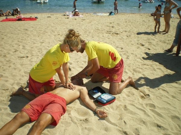 Water safety in Spain