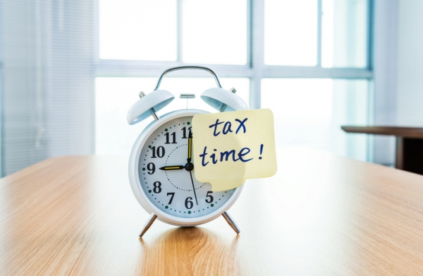 Non Resident tax declaration deadline