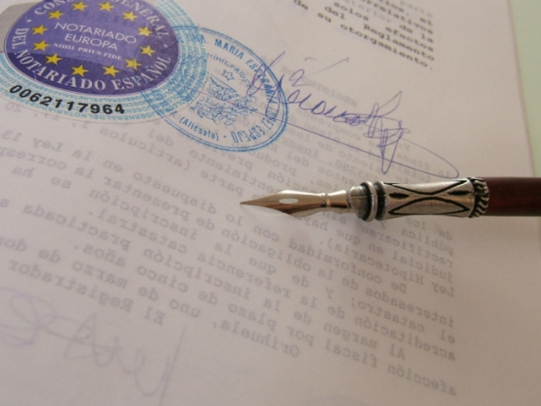 Power of Attorney and Validation of Spanish legal documents
