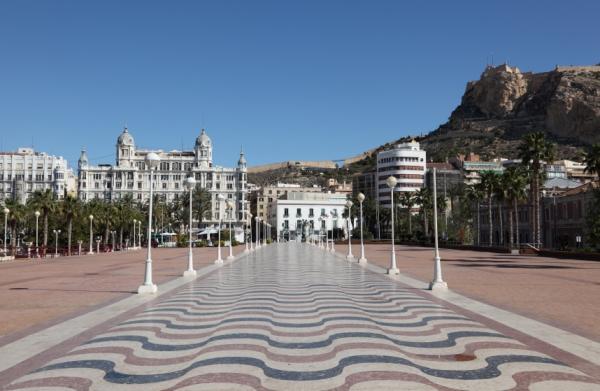 Sevärdigheter i Alicante