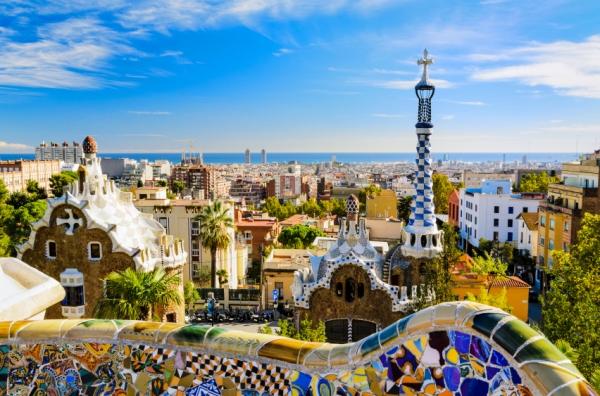 Antonio Gaudi 1852 - 1926