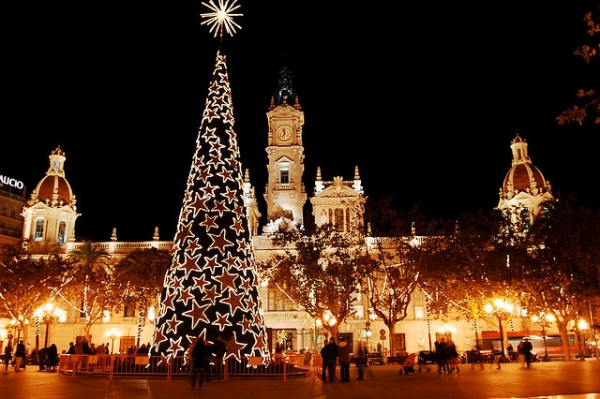 Christmas and New Year in Spain