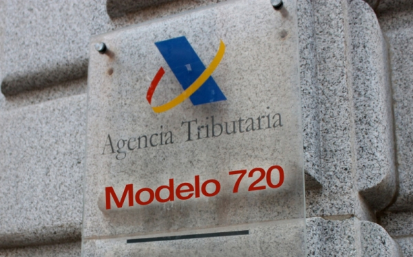Deklaration för tillgångar utanför Spanien