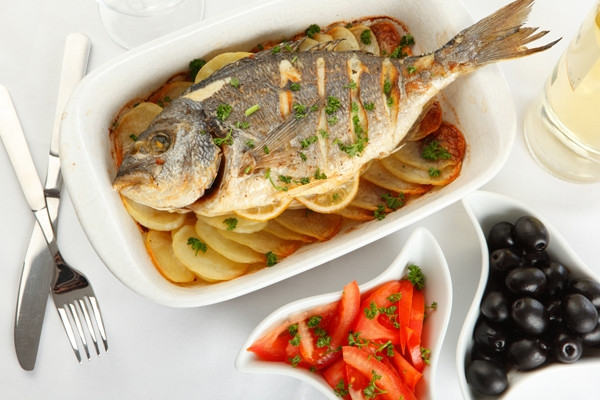Fresh Fish in Spain