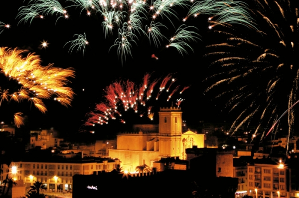 The August celebrations in Elche