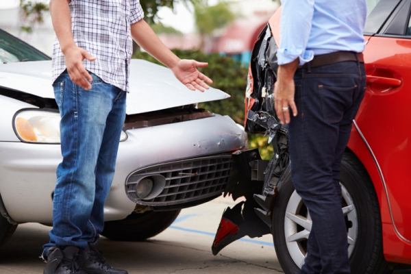 What to do if you have a traffic accident in Spain