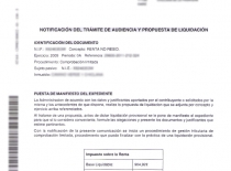 More letters from the Spanish Tax Authority
