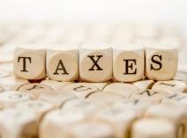 Inheritance tax and donation tax