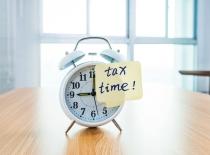Non Resident tax declaration deadline