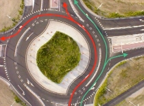 Road rage and Spanish roundabouts
