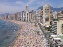 You can't beat Benidorm