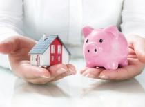 Betalning av inkomstskatt för uthyrd fastighet
