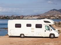 Campervans in Spain