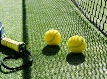 Spanish padel tennis