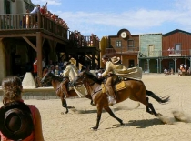The wild west in Almería